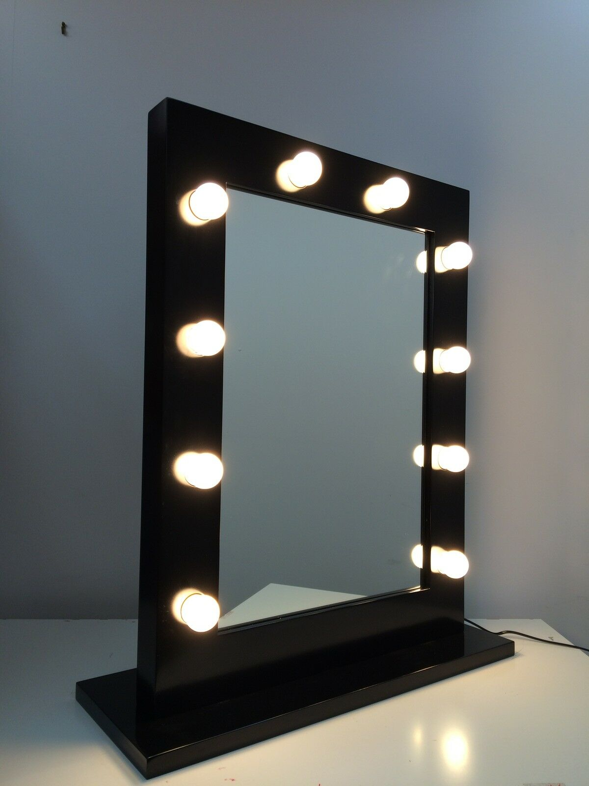 Beauty Mirror Hollywood Makeup Mirror With Lights Vanity Make Up Beauty