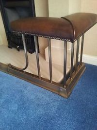 Fender Seat: Fireplaces & Accessories   eBay