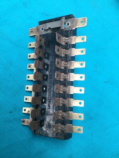 Ford XA XB Fuse Box Other Parts  Accessories Gumtree Australia