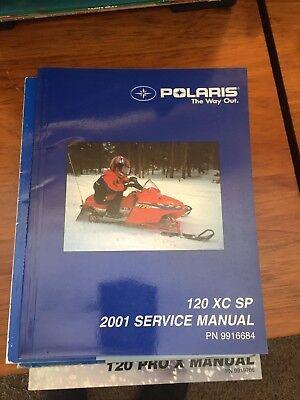 Snowmobiling - Polaris Snowmobile Service Manual - Trainers4Me
