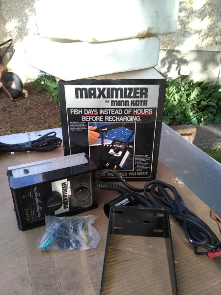 Minn Kota Maximizer Boat Parts Trailers Accessories - Trailers Thunder Bay