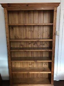 Pine Bookcase In Perth Region Wa Gumtree Australia Free