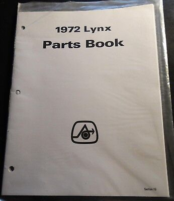 Manuals - Arctic Cat Lynx - 3 - Trainers4Me