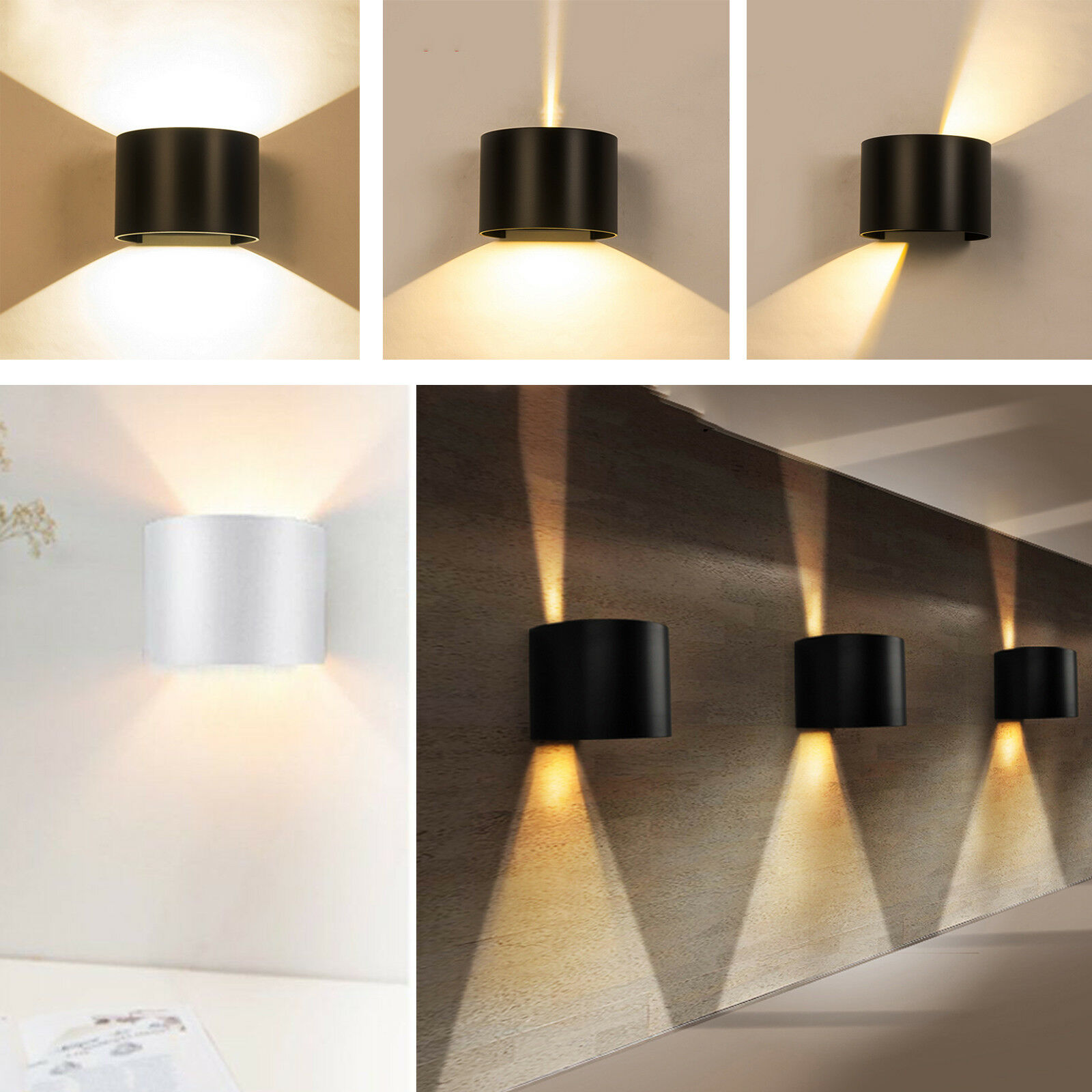 Led Wandlampe Led Auenleuchte Anthrazit Cool Awesome Full Size Of Led Mit Er