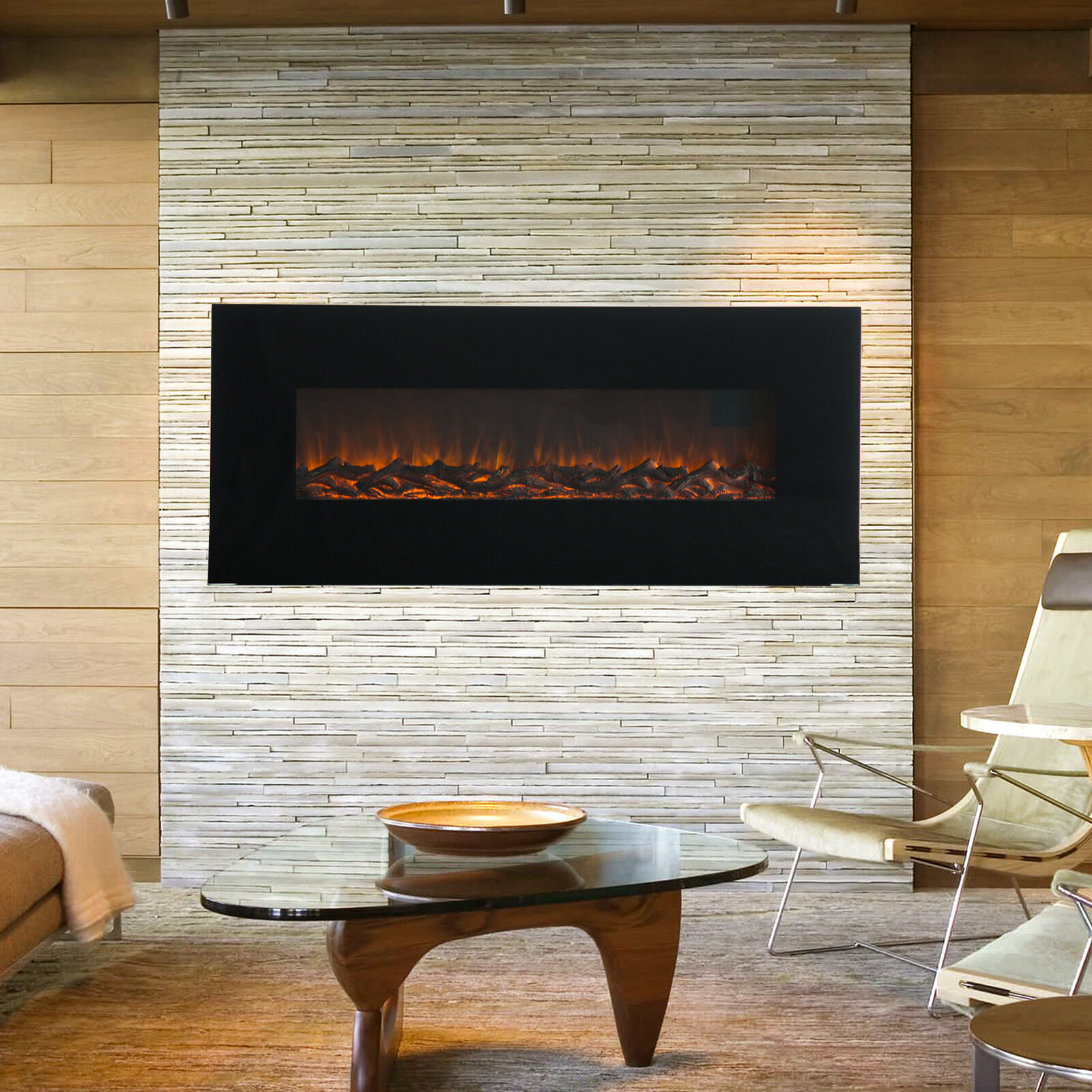 Wall Mount Fireplace Heaters Details About 50