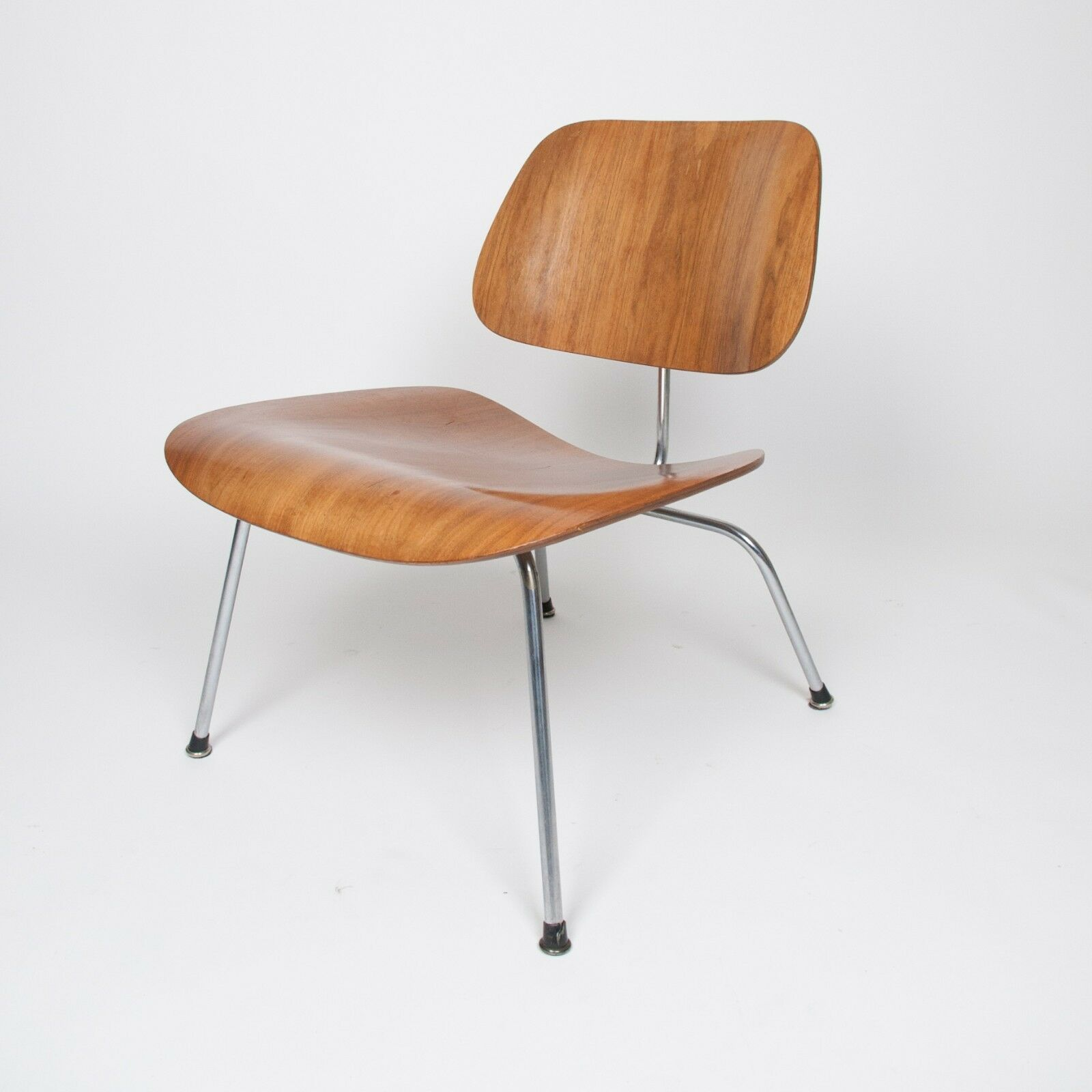 Eames Chair Herman Miller Ebay Details About Rare Eames Herman Miller Early 1950s Walnut Lcm Lounge Chair Mid Century Modern