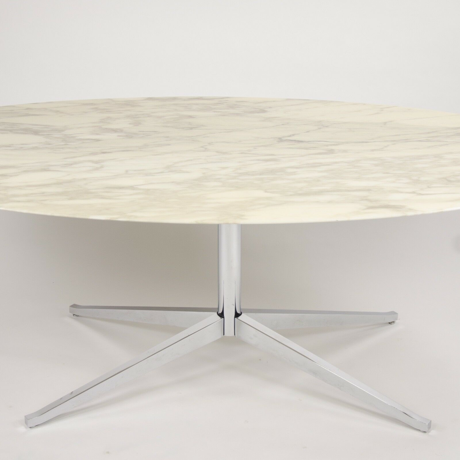 Knoll Table Details About 2009 Florence Knoll 78in Calacatta Marble Dining Conference Table Eames Saarinen