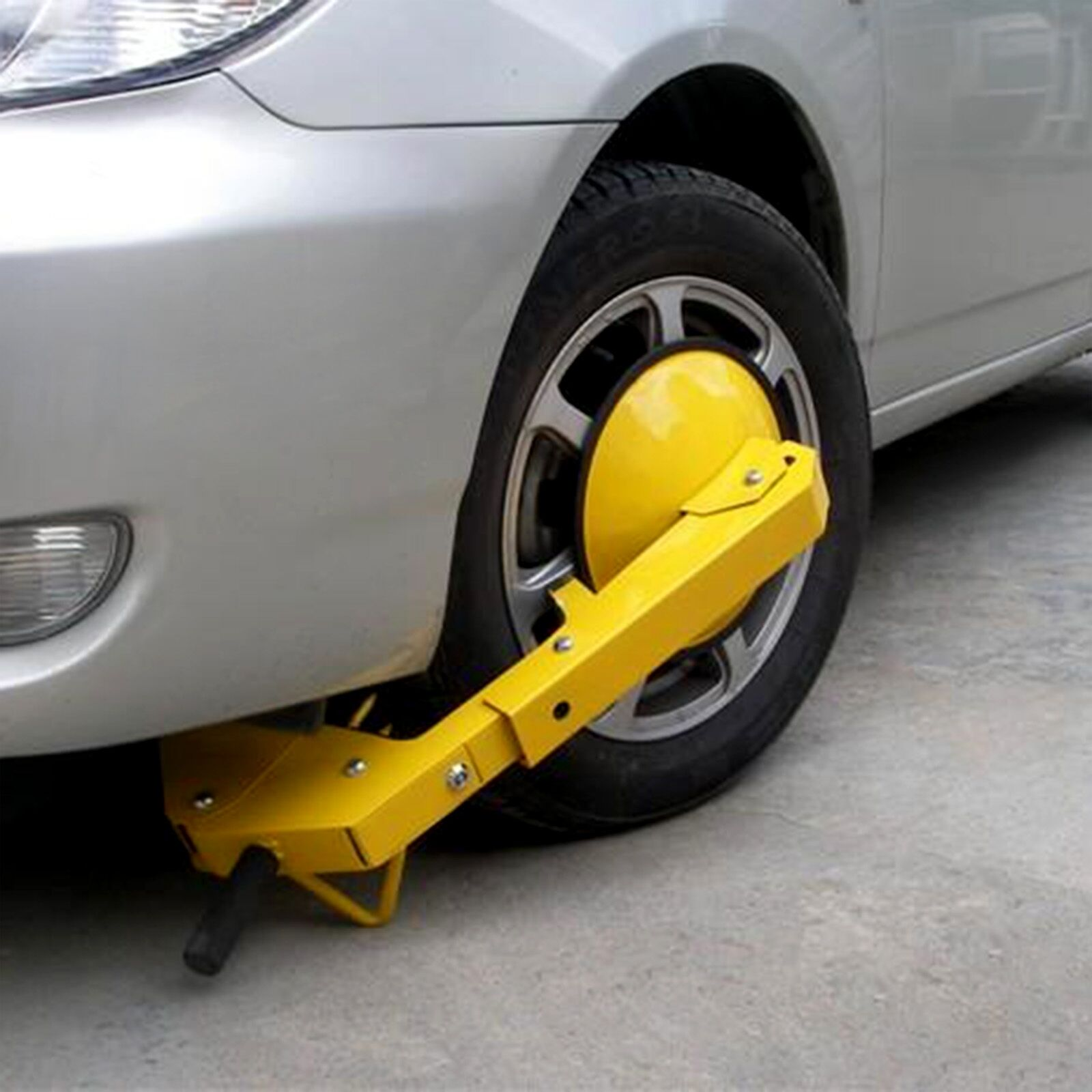 Wheel Lock Clamp Boot Parking Tire Claw Trailer Auto Car Truck - Boot Trailer