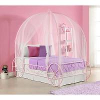 Princess Carriage Bed: Bedroom Furniture