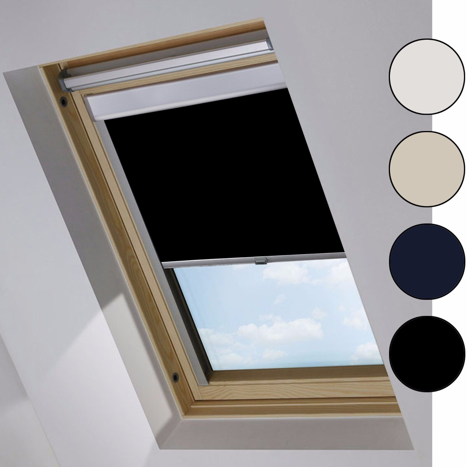 Thermo Rollo Dachfenster Dachfensterrollo Für Velux Ggl Gpl Ggu Gpu Ghl 100