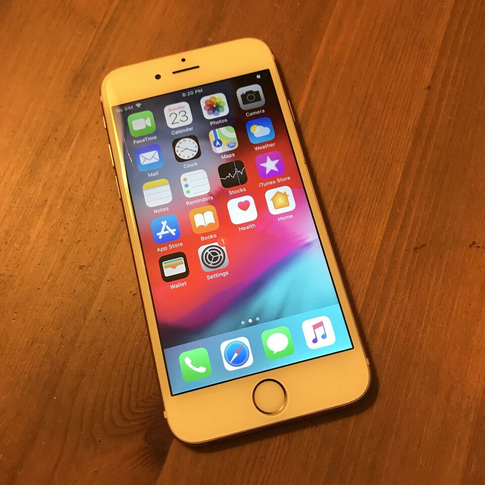 Iphone 6 Marktplaats Rose Gold Iphone 6s 32gb Unlocked
