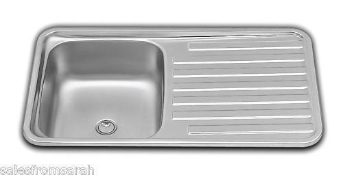 Caravan Sink Drainer Ebay