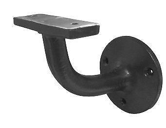 Black Handrail Brackets Diy Materials Ebay