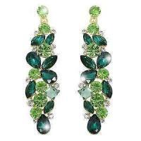 Emerald Earrings | eBay