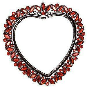 Heart Shaped Picture Frame Ebay - Heart Frames For Photos