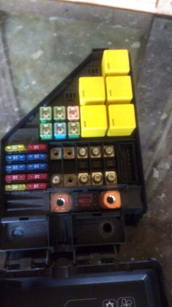 2003 Rover 25 Fuse Box Diagram - Carbonvotemuditblog \u2022