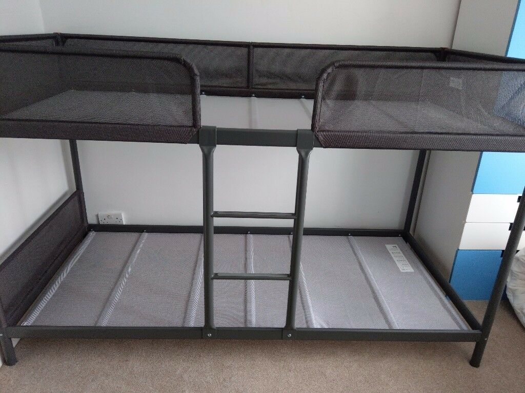 Bank Bed Ikea Ikea Bunk Bed Frame Tuffing In Excelent Condition | In
