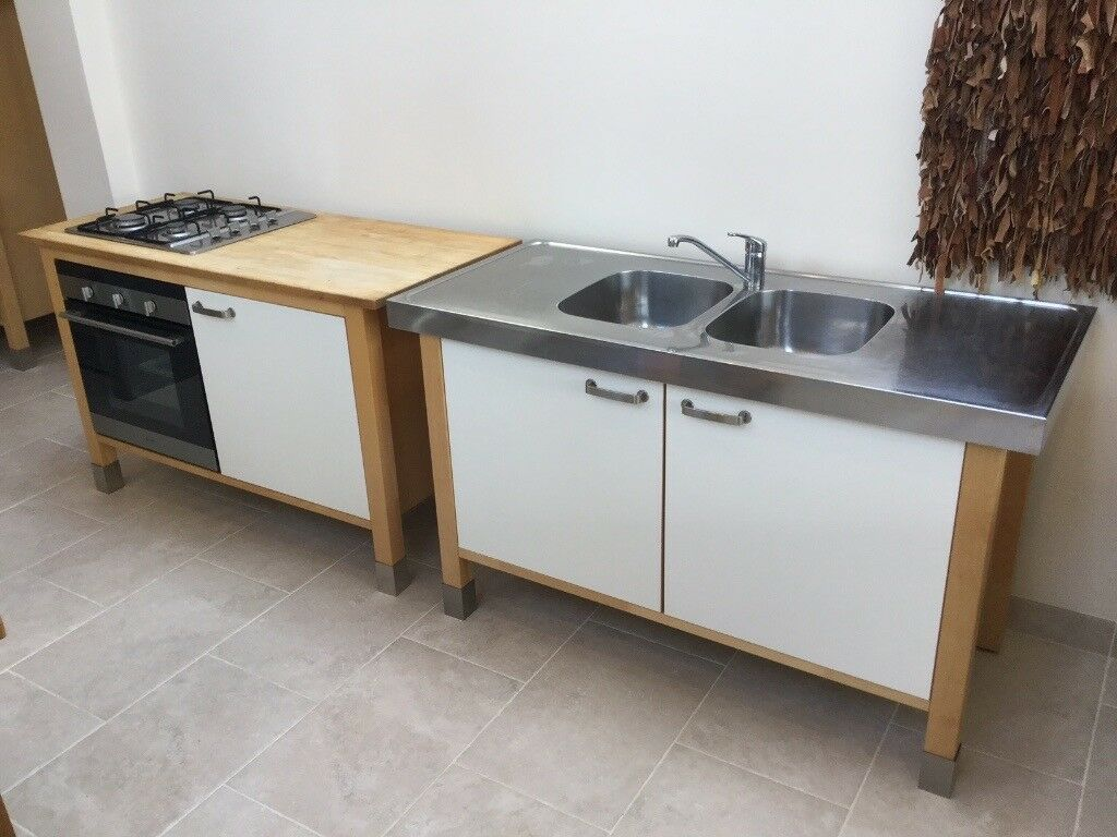 Varde Kitchen Sink Cabinet Ikea Free Standing Kitchen Units House Beautiful House