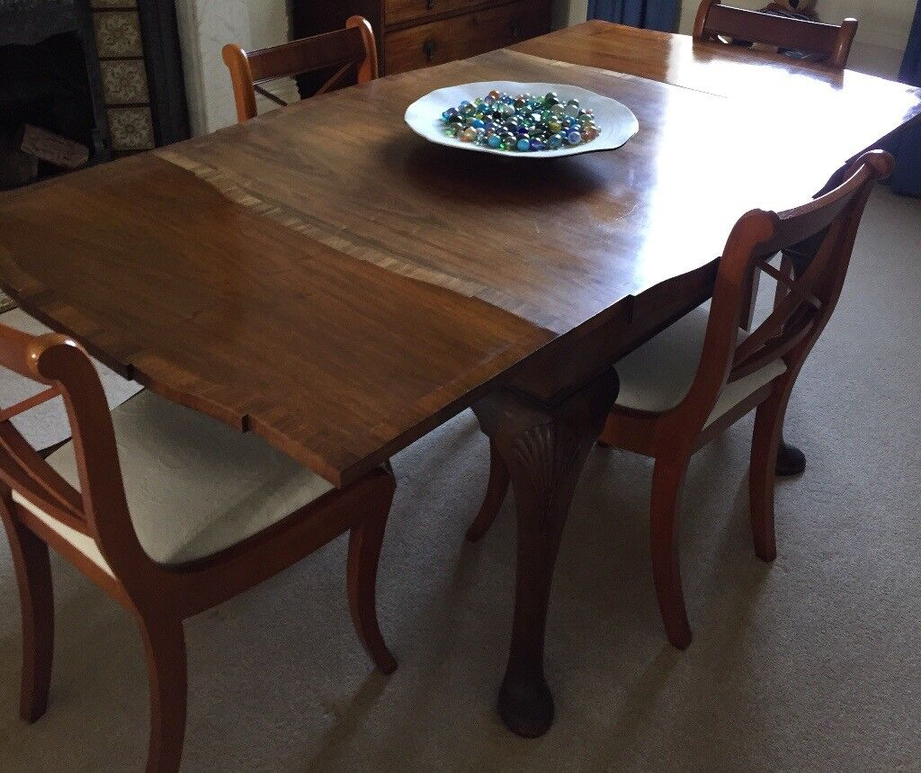 Table With Slide Out Leaves Antique Dining Table Square With Pull Out Leaves In