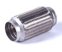 "3"" x 4"" inch Exhaust Flex Tube Joint Flexi Pipe Repair ..."