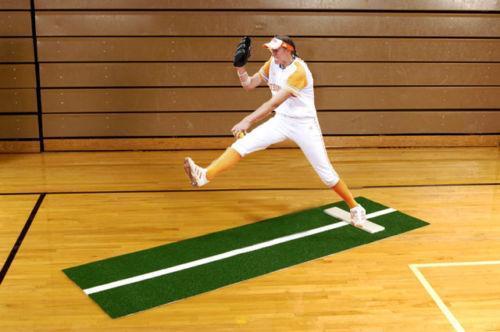 softball pitching rubber