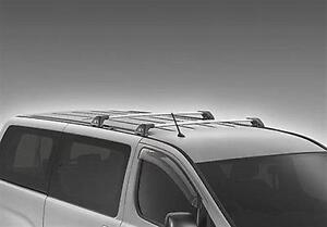 Genuine Hyundai Iload Imax Whispbar Aero Roof Racks Pair
