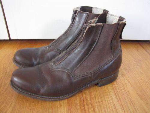 Used Paddock Boots Ebay