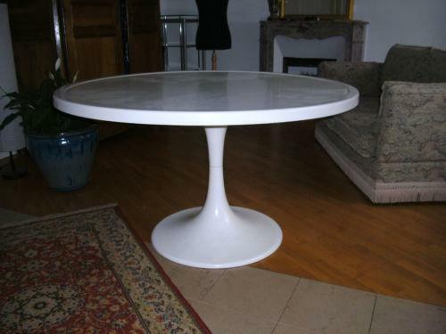Mid Century Couchtisch Tulip Table: Design & Stil | Ebay