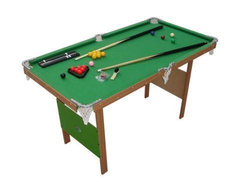 4ft Snooker Table Ebay