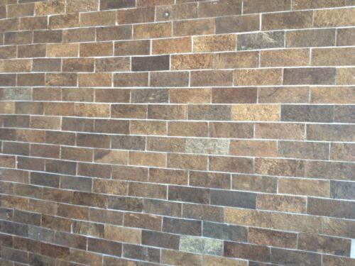 3d Faux Stone Wallpaper Brick Effect Wallpaper Textured Vinyl Wallpaper Ebay