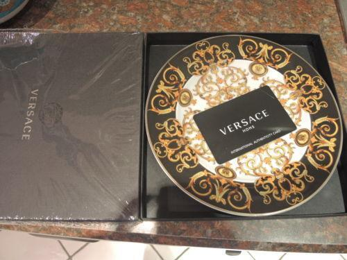 High End Rugs Versace Table | Ebay
