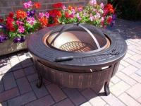 Garden Fire Pit | eBay