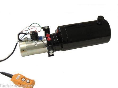 12 Volt Hydraulic Pump Ebay