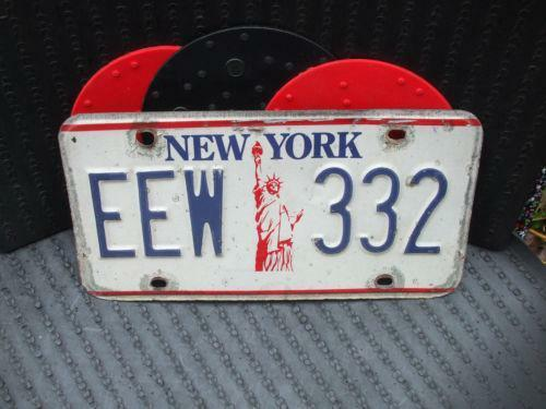 New York License Plates Ebay
