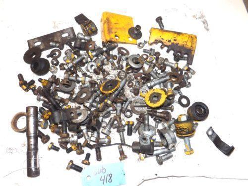 1020 John Deere Wiring Used Lawn Mowers Parts Ebay