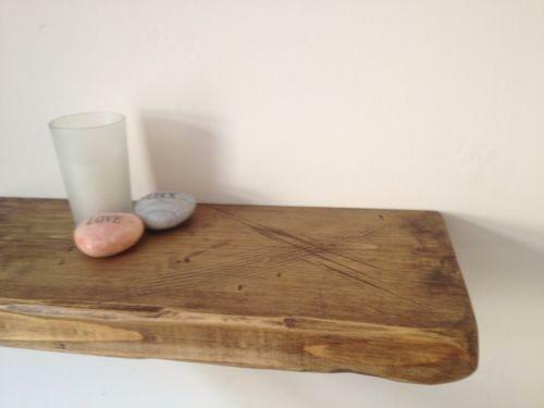 Wandregal Sheesham Wooden Floating Shelves | Ebay