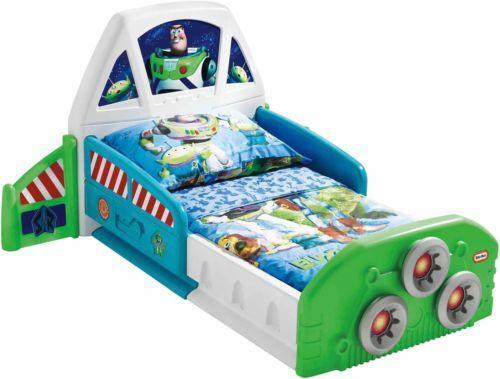 Toddler Cabin Bed Buzz Lightyear Bed | Ebay
