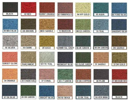 Automotive Carpet Ebay