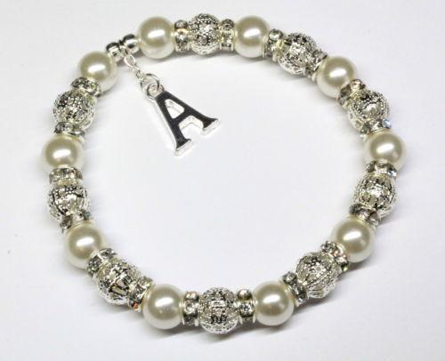 Alphabet Bracelet Beads Ebay