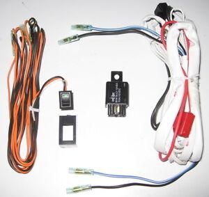wiring harness 4 catz hella piaa bosch kc fog lights with rocker