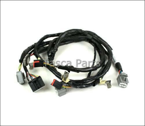 2013 ford fusion wiring harness