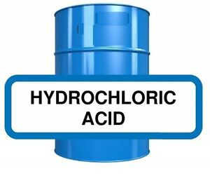 Hydrochloric Acid 28 25 Litres Industrial Strength