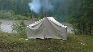 Canvas Tent Buy Or Sell Fishing Camping Outdoor