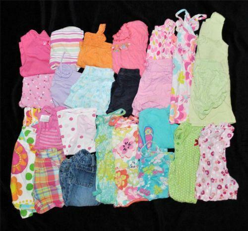 Baby Lot Baby Girl Clothes Lot 3t | Ebay