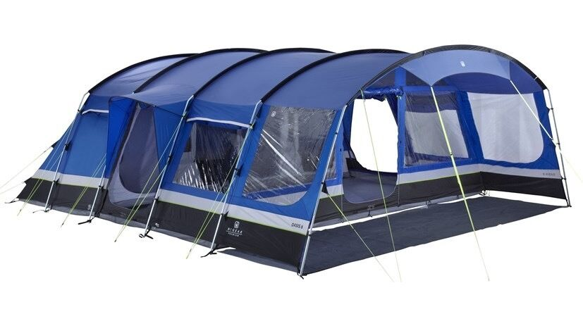 Hi Gear Oasis Elite 8 Family Tent Footprint Carpet And