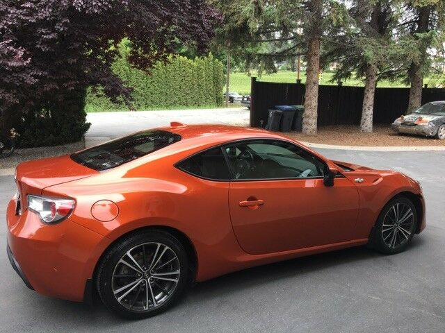 2015 Scion Fr S Cars Trucks Penticton Kijiji - Car Rental Penticton
