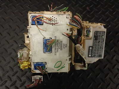 suzuki swift fuse box 2007