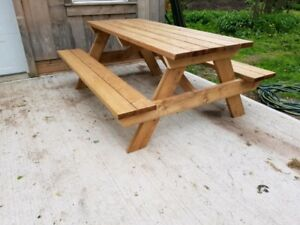 Picnic Table Buy Or Sell Patio Garden Furniture In