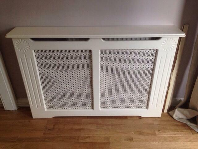 Vintage Sideboard Yorkshire Large Wooden Radiator Cover Surround - Still For Sale 23/7