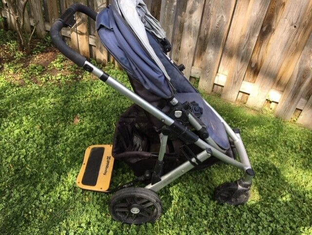 Baby Car Seat For Sale Kijiji Uppababy Vista With Bassinet Piggyback Board Accessories